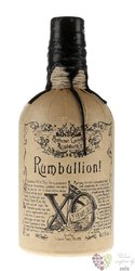 "Professor Cornelius Ampleforth´s "" Rumbullion Xo "" aged 15 years English rum 46.2% vol.  0.50 l"