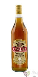 "Cavalier "" Gold "" rum of Antigua 40% vol.   1.00 l"