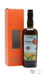 "Samaroli 1999 "" Nicaragua "" aged 15 years rum bott. 2014 45% vol.   0.70 l"