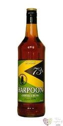 Harpoon aged Jamaican overproof rum 73% vol.   0.70 l