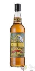 "Kakadu "" Elixir de Banana "" Caribbean flavored rum 30% vol.  0.70 l"