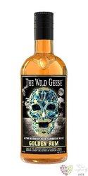 "Wild Geese "" Gold "" aged caribbean rum 37.5% vol.    0.70 l"