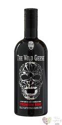 """Wild Geese """" Premium """" aged caribbean rum 40% vol.    0.70 l"""