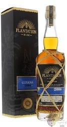 "Plantation Single cask 2008 "" Guyana "" aged Caribbean rum 47.1% vol.  0.70 l"