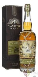 "Plantation 2001 "" Old Reserve "" vintage rum of Trinidad 42% vol.   0.70 l"
