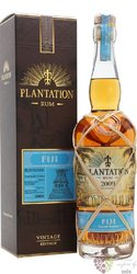 "Plantation 2001 "" Old Reserve "" vintage rum of Fiji 42% vol.    0.70 l"