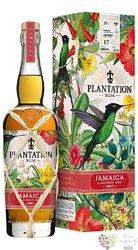 """Plantation Vintage edition 2003 """" Clarendon """" aged Jamaican rum 49.5% vol. 0.70 l"""