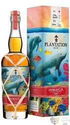 "Plantation Vintage edition 2010 "" Haiti "" aged caribbean rum 40.2% vol.  0.70 l"