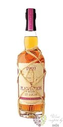 "Plantation 2003 "" Old Reserve "" vintage rum of St.Lucia 43% vol.    0.70 l"