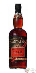 "Plantation "" OFTD "" aged caribbean overproof rum 69% vol.  0.70 l"