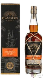 "Plantation "" Single cask "" aged 15 years rum of  Reunion 46% vol.  0.70 l"