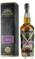 "Plantation "" Single cask "" aged 10 years rum of Panama 42% vol.  0.70 l"