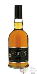 "Fortin "" Reserve especial "" 3 years old rum of Paraguay by Javier Diaz de Vivar40% vol.  0.70 l"
