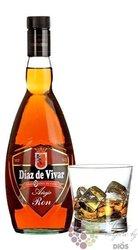 Diaz de Vivar 9 aňos aged rum of Paraguay by Fortin Javier Diaz de Vivar 40% vol.   0.70 l