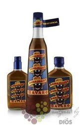 "Bavaro Damajuana "" Naranja "" rum of Dominican republic 25% vol.   0.70 l"