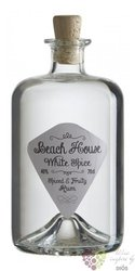 "Beach House "" Spiced blanc "" aged rum of Mauritius 40% vol.  0.70 l"