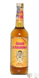 La Bandolera Spiced Caribbean rum 37.5% vol.  0.70 l
