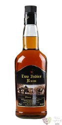 Two Indies aged Indian rum by Amrut 42.8% vol.    0.70 l