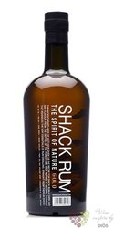 "Shack "" Gold "" rum of Haiti 40% vol.    0.70 l"