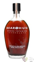 "Bear Hug "" Chocolate "" flavored American vodka 21% vol. 1.00 l"
