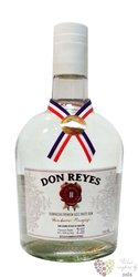 Don Reyes blanco  white rum of Dominican republic by J&J 40% vol.   0.70 l