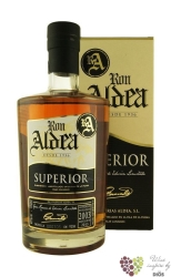 "Aldea 2003 "" Superior "" aged 10 years ltd. edition of la Palma rum 40% vol.   0.70 l"