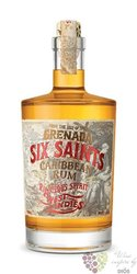 Six Saints rum of Grenada 41.7% vol. 0.70 l