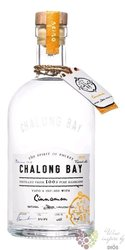 "Chalong bay "" Cinnamon "" Thailand Phuket infused white rum 40% vol.  0.70 l"