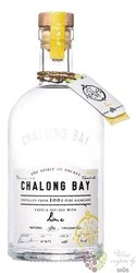 """Chalong bay """" Lime """" Thailand Phuket infused white rum 40% vol.  0.70 l"""