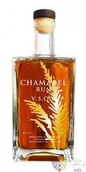 """Chamarel """" Vsop """" rum of Mauritius 42% vol.   0.70 l"""