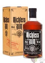 "Michlers "" Dark "" gift box aged Jamaican rum 40% vol. 0.70 l"