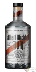 "Michlers "" White "" aged rum of Jamaican  40% vol. 0.70 l"