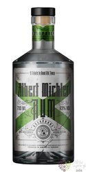 "Michlers Overproof "" White "" aged rum of Jamaican  63% vol. 0.70 l"