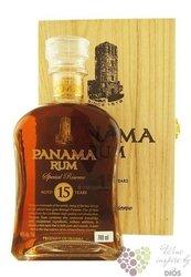 "Panama "" Reserva especial "" aged 15 years Panamas rum 40% vol.  0.70 l"