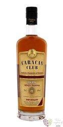"Caracas club "" Anejo reserva "" aged rum of Venezuela 40% vol.    0.70 l"