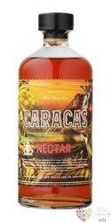"""Caracas Club """" Nectar """" aged Venezuelan rum 40% vol.  0.70 l"""