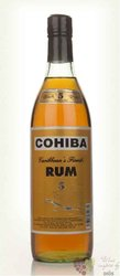 Cohiba aged 5 years caribbean rum 40% vol.  0.70 l