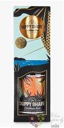 Duppy Share gift set blended Caribbean rum 40% vol.  0.70 l