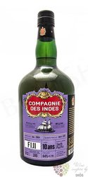 "Compagnie des Indes "" Fiji "" aged 10 years rum 44% vol.  0.70 l"