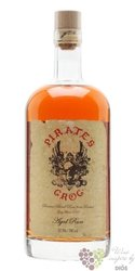 Pirates Grog 5 years aged rum of Honduras  37.5%  0.70 l