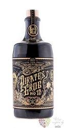 Pirates Grog no.13 - Single Batch rum of Honduras 40% vol.  0.70 l