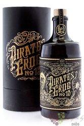 Pirates Grog no.13 - Single Batch gift set aged rum of Honduras 40% vol.  0.70 l