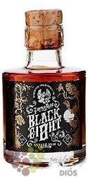 "Pirates Grog "" Black ei8ht "" coffee flavored rum of Honduras 25% vol.  0.05 l"