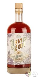 "Pirates Grog "" Spiced "" aged 5 years rum of Honduras 37.5% vol.  0.70 l"