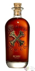 "Bumbu "" the original "" rum of Barbados 35% vol.   0.70 l"