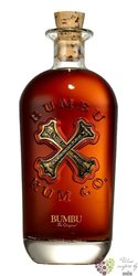 "Bumbu "" the Original Craft "" gift box artesanal spirits of Barbados 35% vol.  0.35 l"