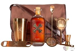"Bumbu "" the Original Craft "" bartenders trip set spirits of Barbados 35% vol.  0.70 l"
