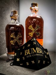 "Bumbu "" the Original Craft "" Anti Covid set 40% vol.  2x0.70 l"