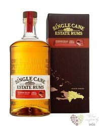 "Bacardi Single Cane Estate "" Consuelo "" rum of Dominican republic 40% vol. 1.00l"