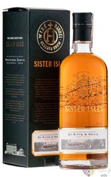 "Sister Isles wine barrels reserve "" West Indies "" aged rum of St. Kitts & Nevis40% vol.  0.70 l"